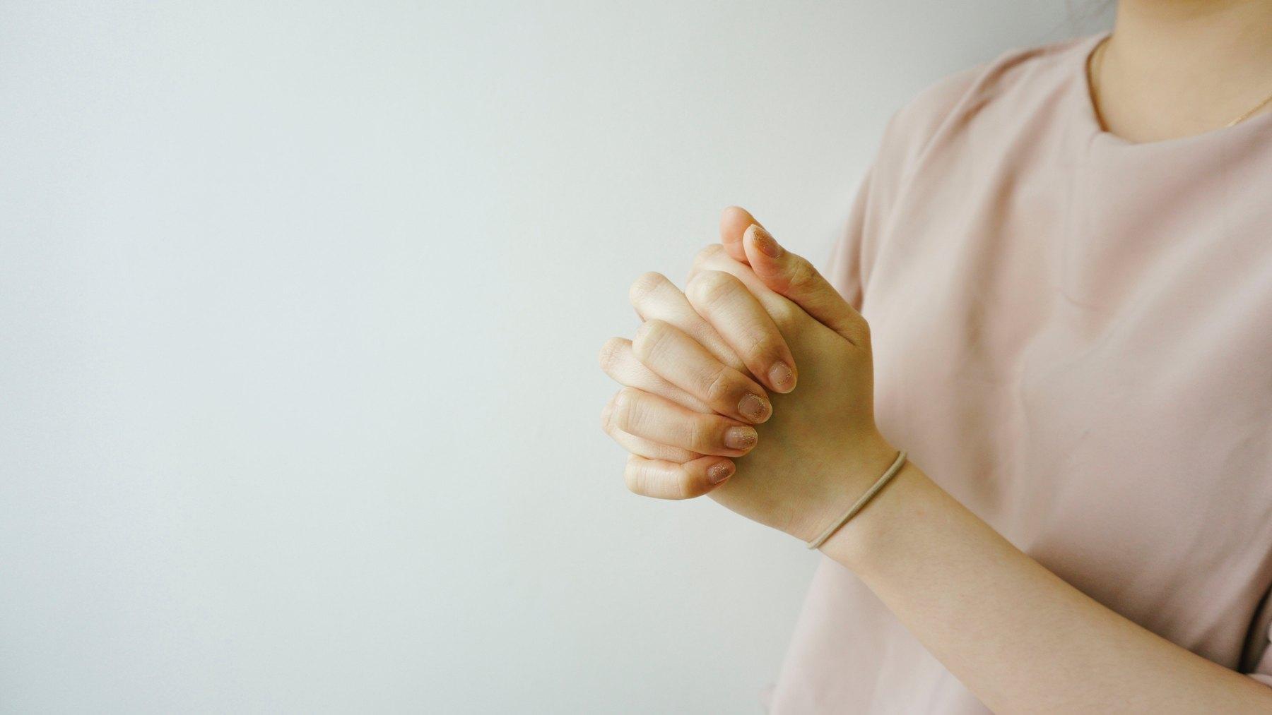 Sikap doa