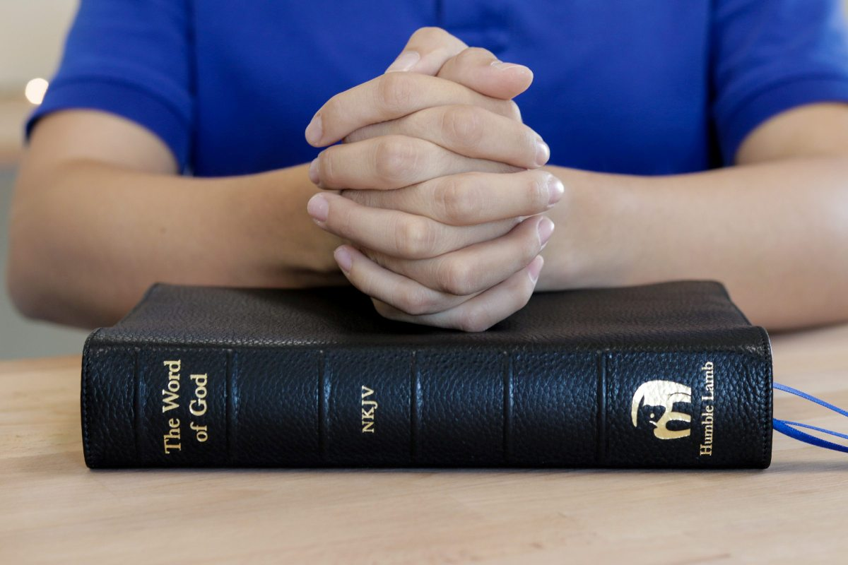 Rajin berdoa