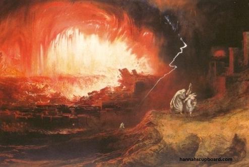 Doa Abraham untuk Sodom dan Gomora