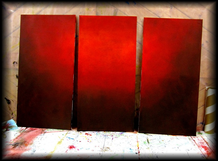 Kanvas Merah