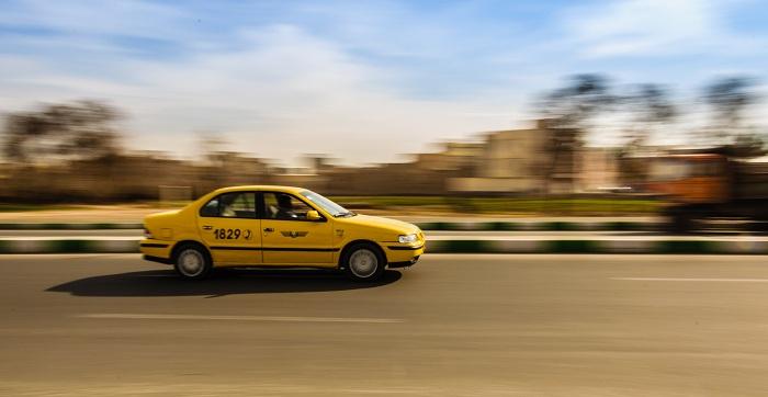 Taxi Ngebut