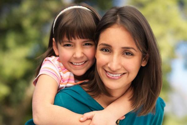 Gambar: Ibu dan anak perempuan