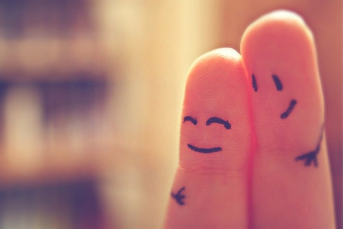 Gambar: Finger Face Love