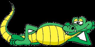 Gambar: aligator