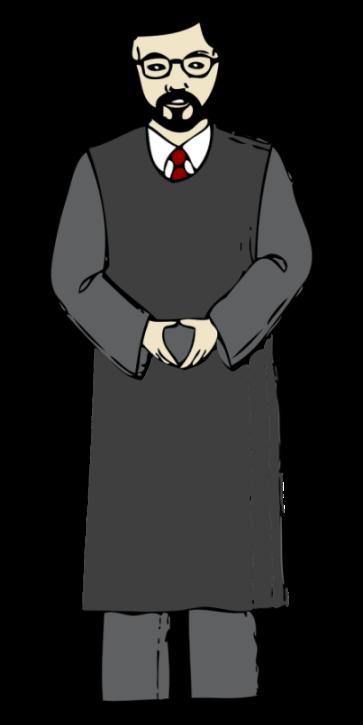 Gambar: Pendeta
