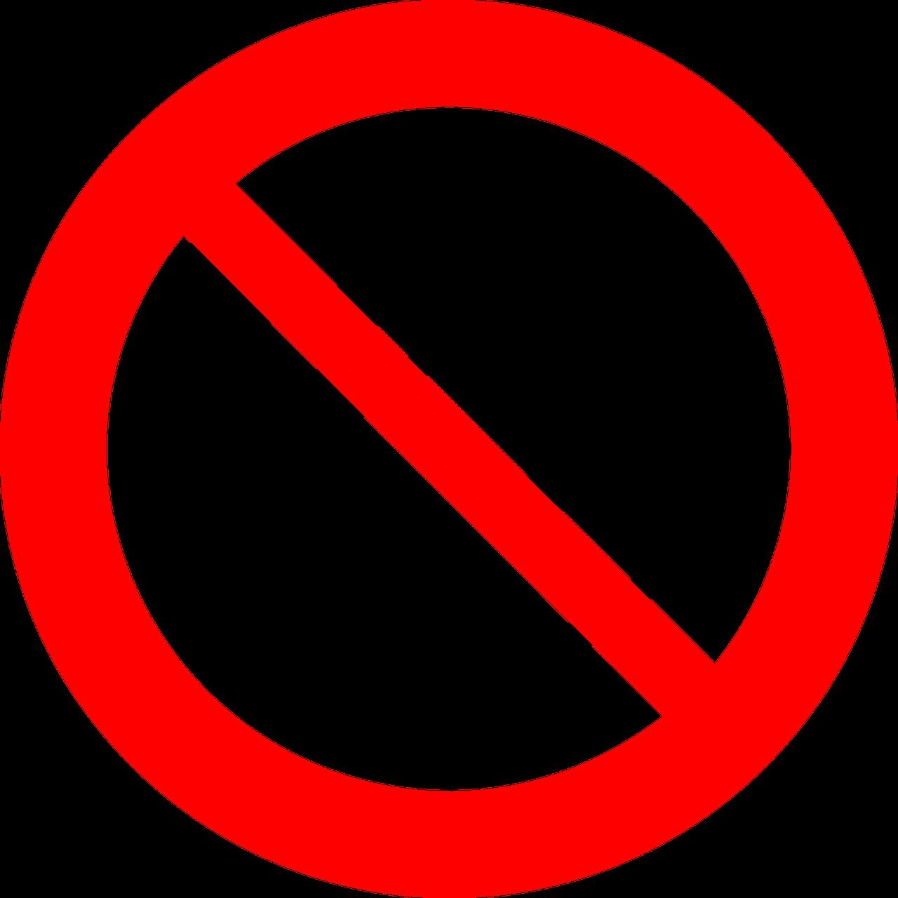 Gambar: Dilarang Berjabat Tangan