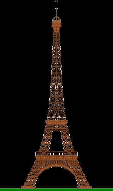 Gambar: Menara Eiffel