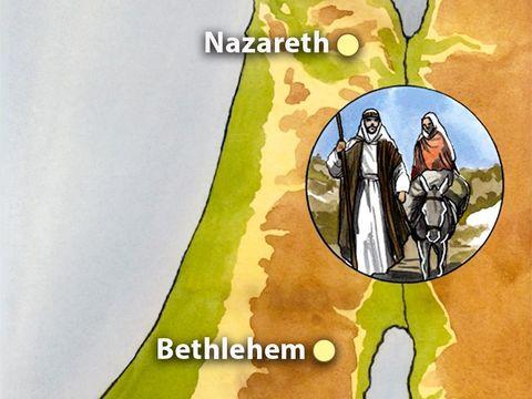 Gambar: Betlehem