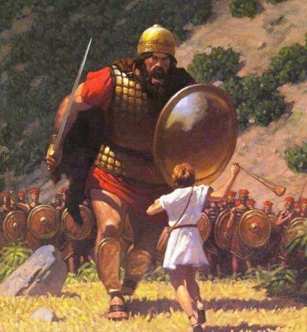 Daud Melawan Goliat