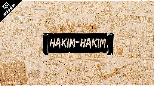 Gambar: Hakim-Hakim