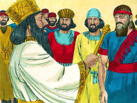 Gambar: Raja Darius