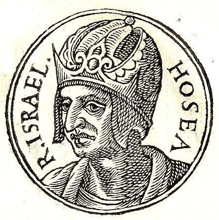 Gambar: Raja Hosea