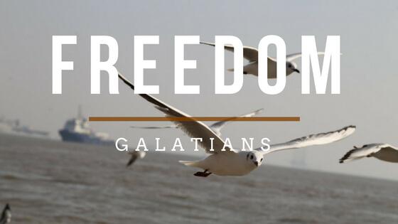 Freedom Galatian