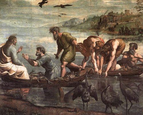 Gambar: Kedua Belas Murid Yesus