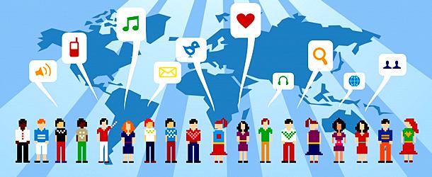 Gambar: Komunitas digital