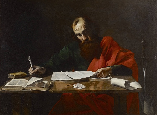 Gambar: Rasul Paulus