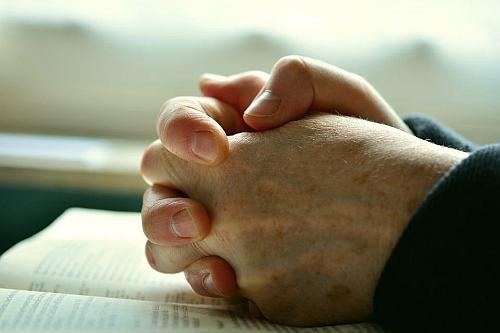 Gambar: Tangan Berdoa