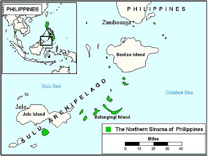 Gambar: Kepulauan Sulu