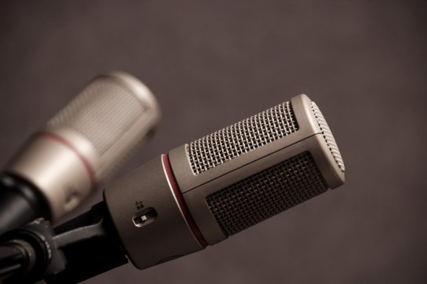 Gambar: Microphone