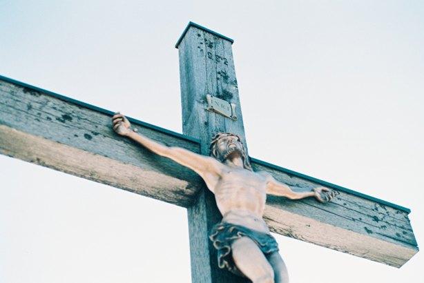 Gambar: Yesus Disalib