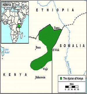 Ajuran Kenya