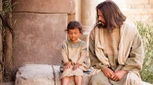 Anak dengan Yesus