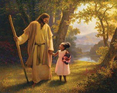Berjalan bersama Tuhan