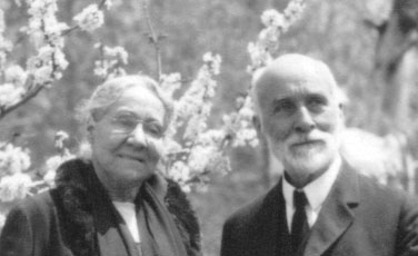 Jonathan dan Rosalind Goforth