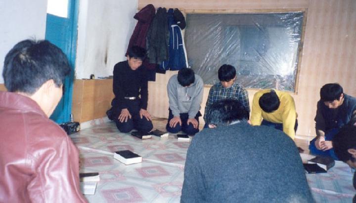 North Korea Christian