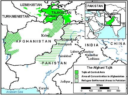 Tajik Afganistan