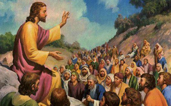 Yesus memberitakan Injil
