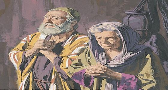 Zakharia dan Elisabet