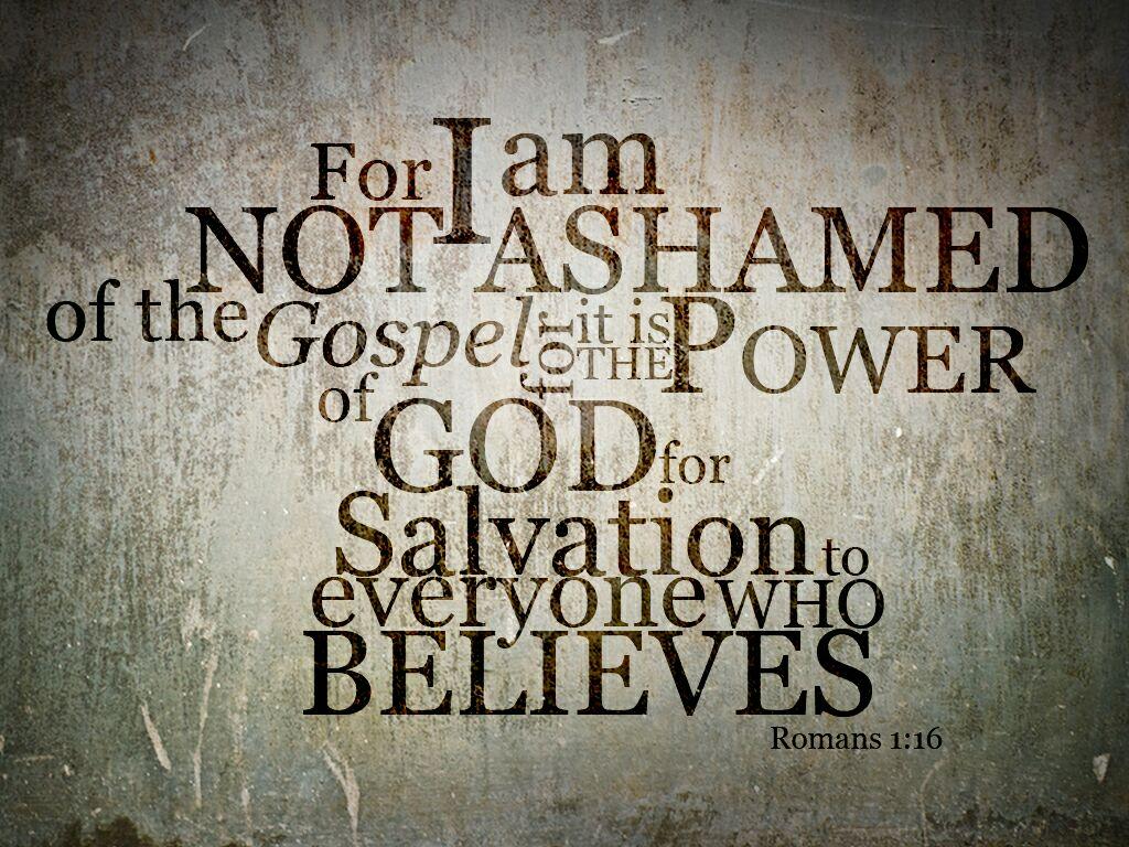 Roma 1:16