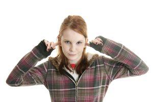 Gambar: Remaja Berontak