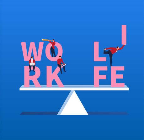Pekerjaan dan kehidupan
