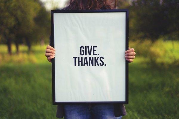 Ucap syukur
