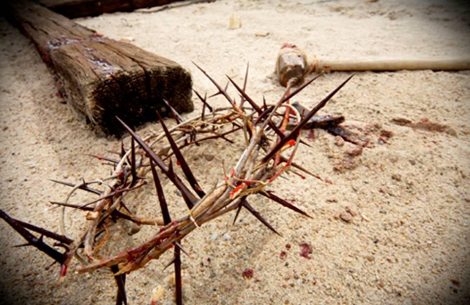 Gambar: Kematian Kristus
