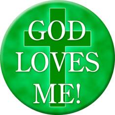 Gambar: God Loves You