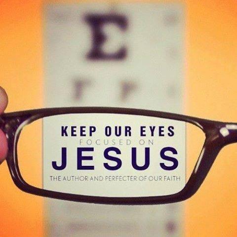Gambar: Pandang Yesus