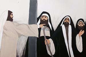 Gambar: Yesus yang Berintegritas
