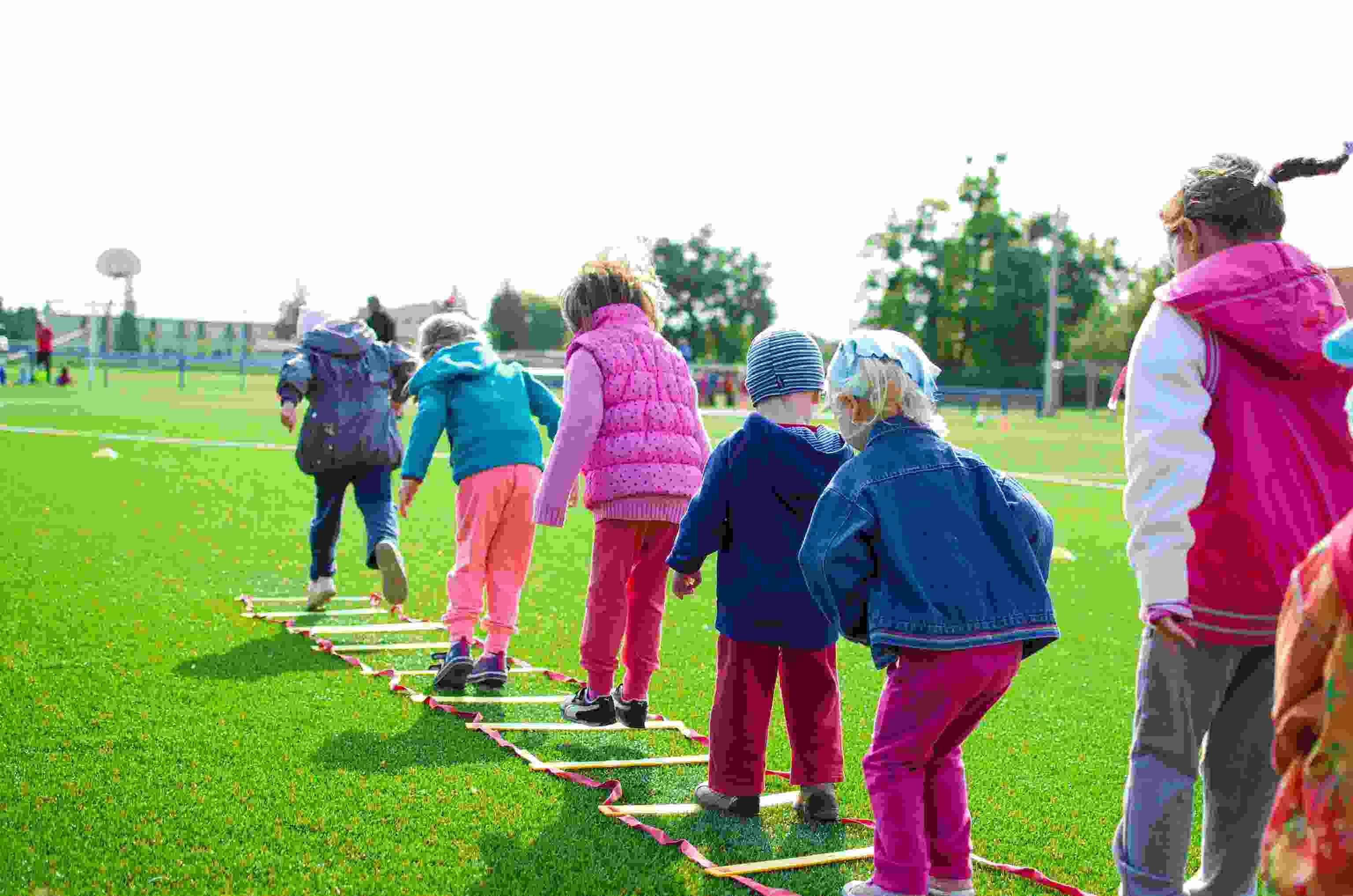 Gambar: Belajar ketika bermain