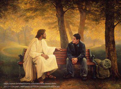 Konseling Yesus