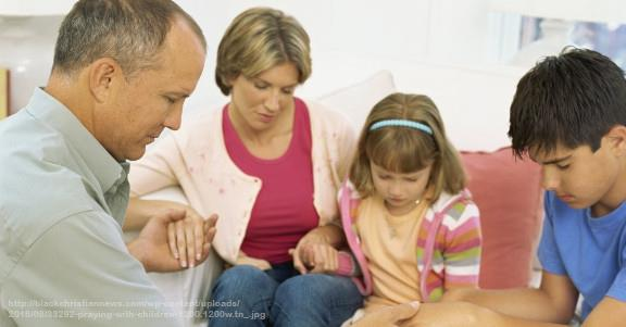 Mengajak anak bersyukur