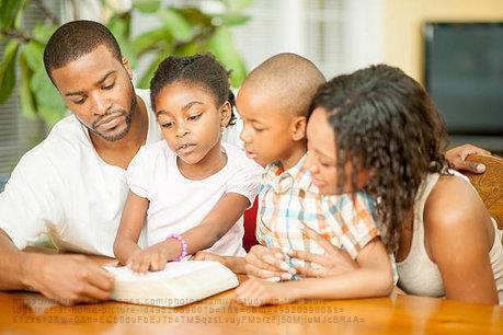 Belajar Alkitab bersama anak