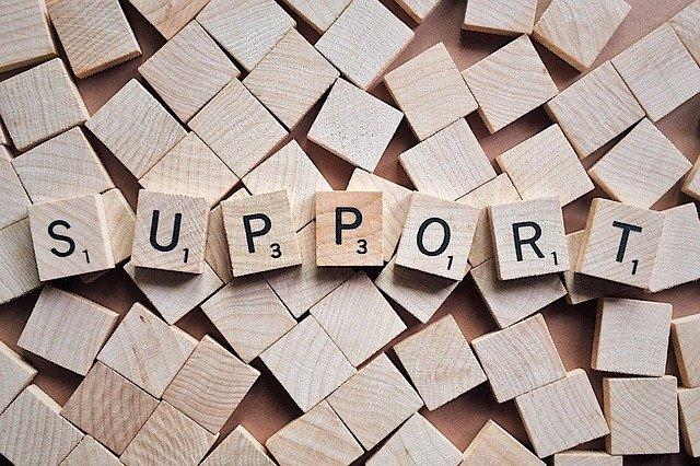 Dukungan