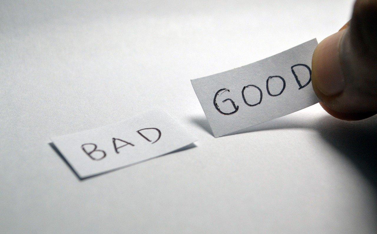 Kebaikan dan keburukan