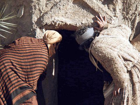 Kubur Yesus kosong