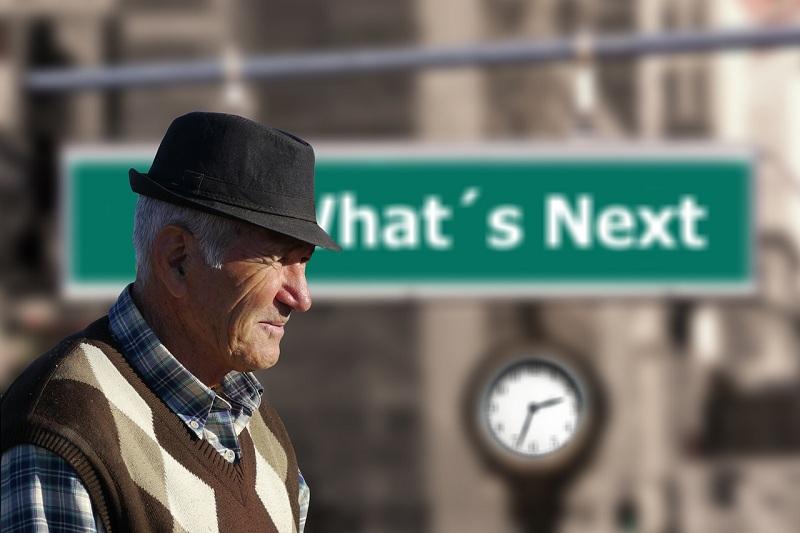 Menjelang pensiun