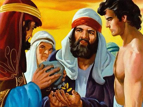 Yusuf dijual