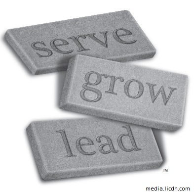 Gambar: Pemimpin yang Melayani